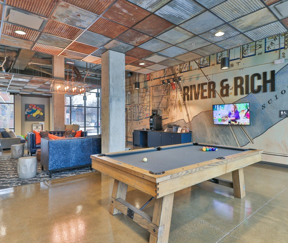 River and Rich Celebrates Grand Opening in Franklinton